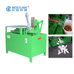 automatic mosaic and stone strip splitting machine