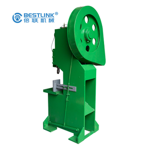 Bestlink Factory Mushroom Face Stone Making Machine