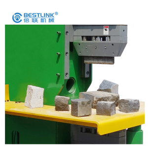 Bestlink Factory Split Face Block Splitting Machine
