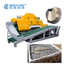 Bestlink Factory Thin Veneer saw at Block Mountain Stone