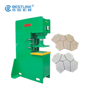 Bestlink Factory Stone Press & Split Machine for Paving Bricks Cladding Stones