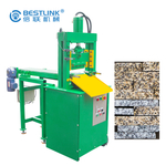 Ms-12h Hydraulic Mosaic Stone Cutting Splitting Machine for Cubic Block Processing