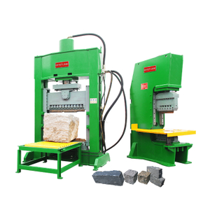 Cobble Stone Cutting Splitting Machine, Granite Cutting Machine
