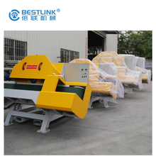 Bestlink Factory Granite Saw Machine for Cutting Irregular Shape and Various Dimensions Stone
