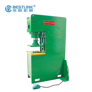Bestlink Factory 3 Functions Stone Pressing Machine for Marble Curb
